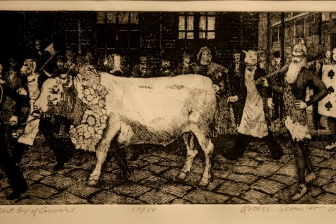 The Great Ox of Carnival 1872 ::